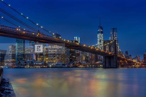 Manhattan, New York 2013. Traitement DRI.