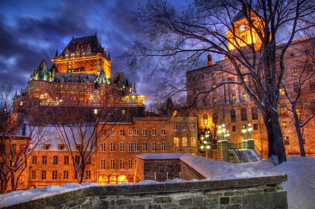 Chateau Frontenac HDR-Getty-FINALE