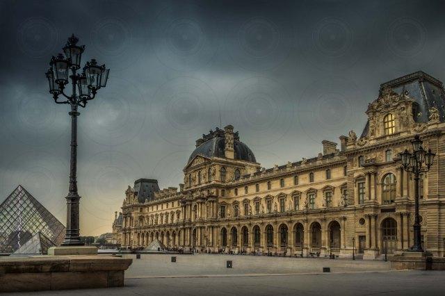 Cloudy Le Louvre-DRI-Getty-Finale