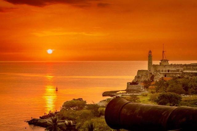 Fortaleza de San Carlos de la Cabana, La Havane, Cuba, DRI-Getty-FINALE