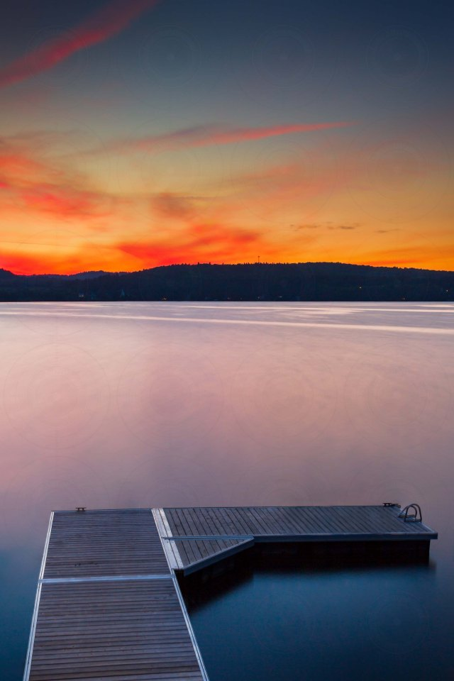 Massawippi_lake_long_exposure_sunset_DRI